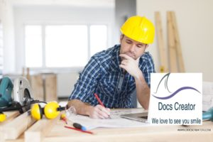 Online Construction Contract
